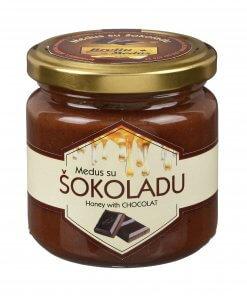 Medus su šokoladu