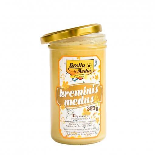 kreminis medus