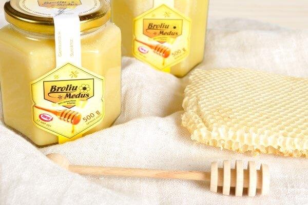Medus ir sveikatai, ir groziui