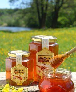 šviežias medus 500g