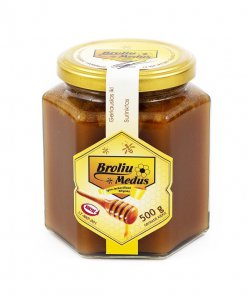 grikių medus 500g