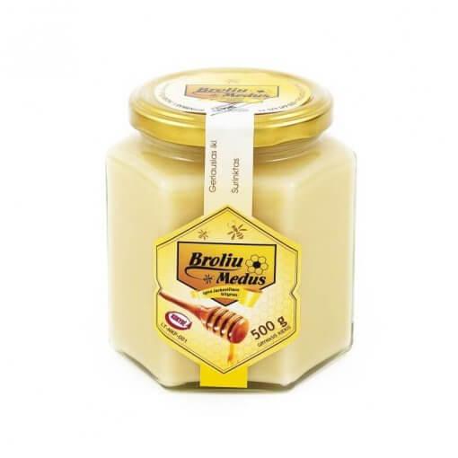 pavasario žiedų medus 500g