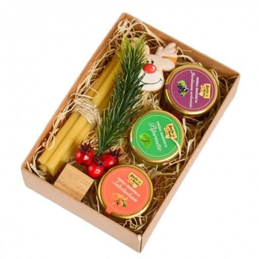 didžioji Kalėdinė dovanų dėžutė
